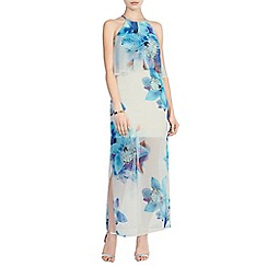 Coast - Bali printed maxi dress