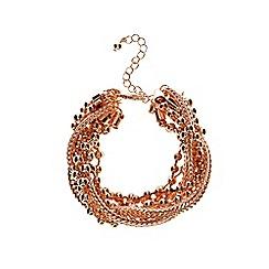 Coast - Twist cluster bracelet