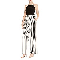 Coast - Havana stripe trousers