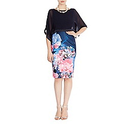 Coast - Debenhams exclusive 'Belle' printed pencil skirt