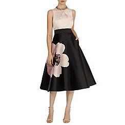 Coast - Rosanna petal skirt