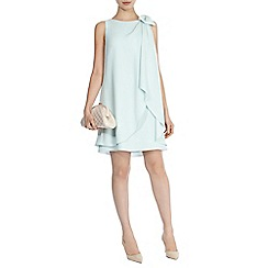 Coast - Lydia bow crepe dress
