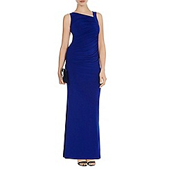 Coast - Debenhams exclusive 'Penita' asymetric jersey maxi