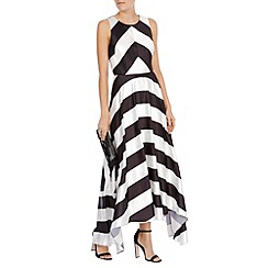Coast - Sadie stripe maxi dress petite