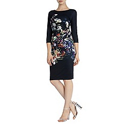 Coast - Minzie print anna jersey dress