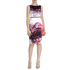 Coast - Debenhams exclusive 'Tivoli' print anyana dress