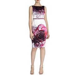 Coast - Debenhams exclusive 'Tivoli' print anyana dress