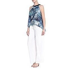 Coast - Arden printed embellished top