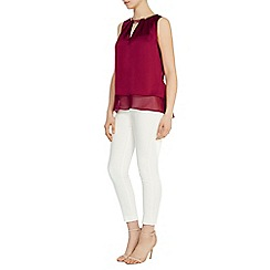 Coast - Primavera neck trim top