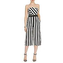 Coast - Selena stripe jumpsuit