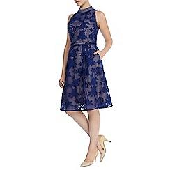 Coast - Trellis lace skirt