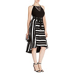 Coast - Cattrel stripe skirt
