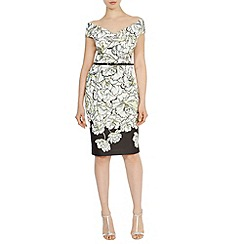 Coast - Debenhams exclusive 'Lisbon' print dress petite