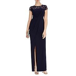 Coast - Lorene Lace Jersey Maxi Dress