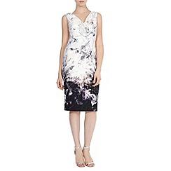 Coast - Faro print tercia dress