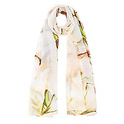 Coast - Seville lily printed scarf