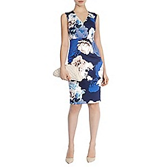 Coast - Baltic print dress petite
