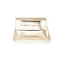 Coast - Hayley large metallic bag