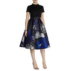 Coast - Lucy jacquard skirt dress
