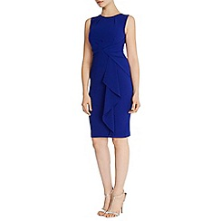 Coast - Debenhams exclusive petite curve crepe dress