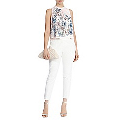 Coast - Cali print top