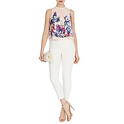 Coast - Debenhams Exclusive Mayfair print top
