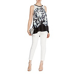 Coast - Ingrid print top