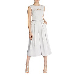 Coast - Teleri structured culottes