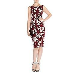 Coast - Kepp print jamilia  dress