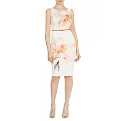 Coast - Debenhams exclusive 'Perugia' print brogan dress