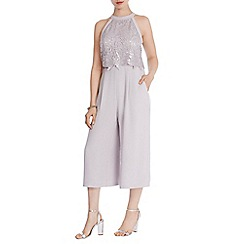 Coast - Ade Sequin Jumpsuit