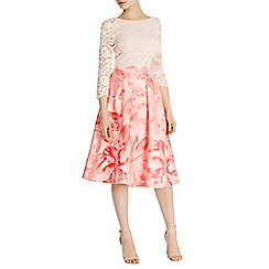 Coast - Kalida jacquard skirt