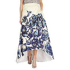 Coast - Mina jacquard full skirt