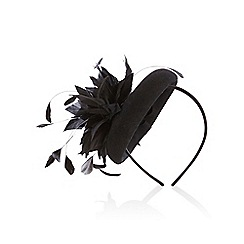 Coast - Bay Felt Fascinator