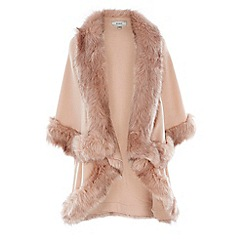 Coast - Kate Faux Fur Cape