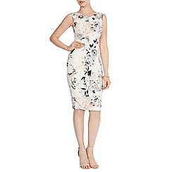 Coast - Debenhams Exclusive 'Kent' Print Astar Dress
