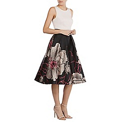 Coast - Debenhams exclusive Jordanne Jacquard Dress