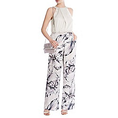 Coast - Percie Printed Jumpsuit
