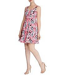 Coast - Lecce Print Ada Cotton Dress