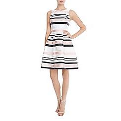 Coast - Farah stripe 'Millana' dress