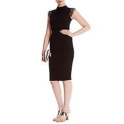 Coast - Beatrix Lace Trim Shift Dress