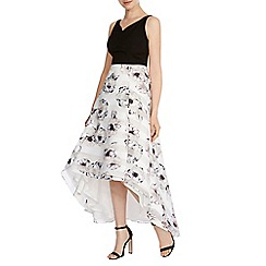Coast - Kaylee burn out floral midi dress