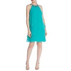 Coast - Jocee Neck Trim Dress