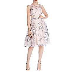 Coast - Debenhams Exclusive 'Annie-May' Burnout Dress