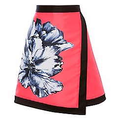 Coast - Athens Oversized Floral Skirt