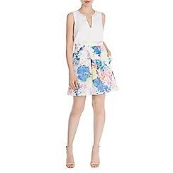 Coast - Debenhams Exclusive 'Filipina' Printed Skirt