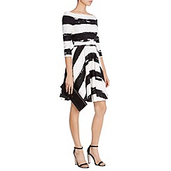 Coast - Debenhams Exclusive kobe stripe esmeray dress