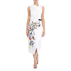 Coast - Raiya Print Pencil Skirt