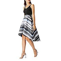 Coast - Riley Stripe Skirt Dress