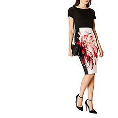 Coast - Clermont Print Rosie Dress